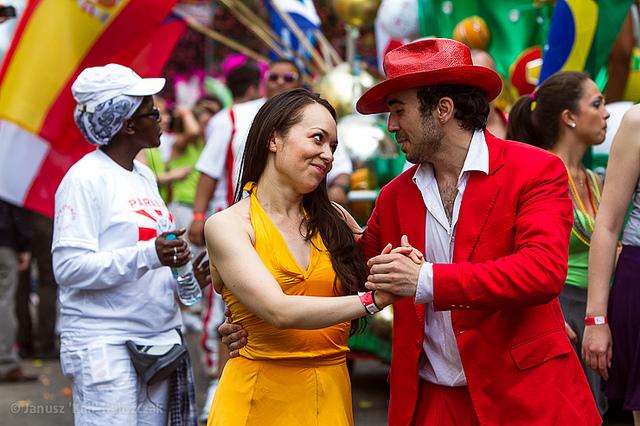 Le tradizioni del Carnevale anglosassone