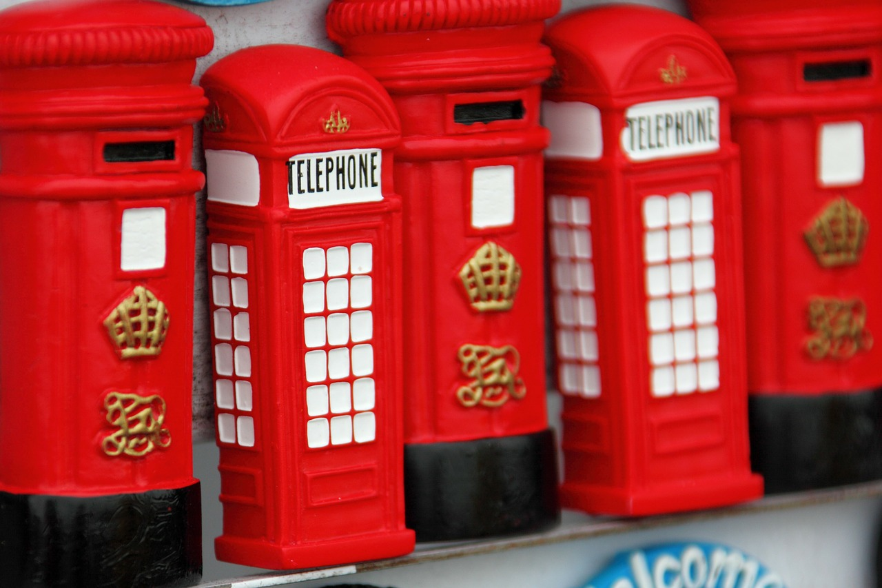 TOP10: i souvenir inglesi che faranno impazzire i tuoi amici