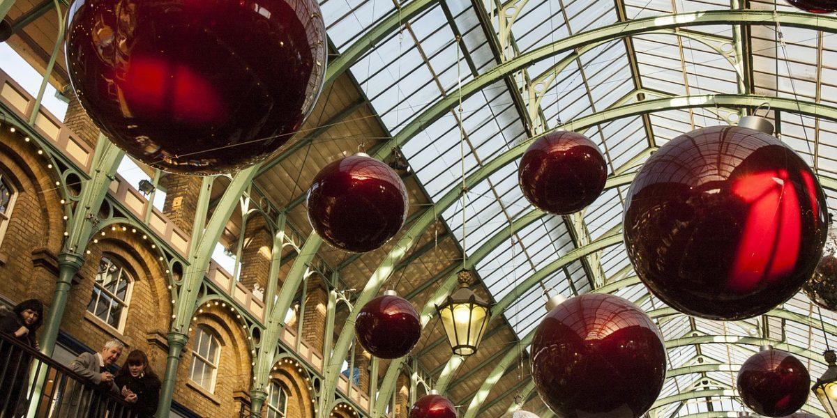 Cosa c'è di meglio che trascorrere il Natale a Londra?